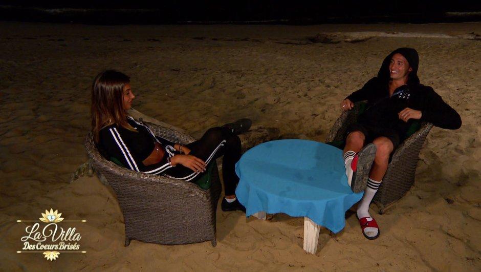 Coralie débarque à la villa, Dylan invite Mélanie … Le résumé de l'épisode 62