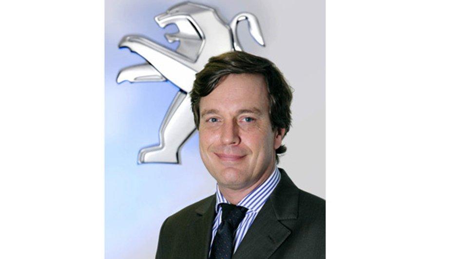 Vincent Rambaud : Nouveau Directeur Général de Peugeot