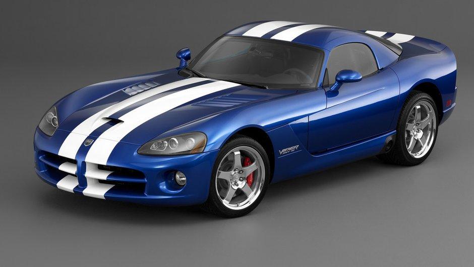 Dodge Viper, retour confirmé en 2012 !
