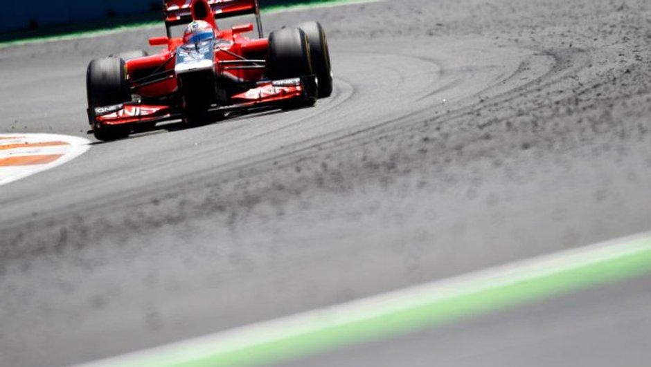F1 : Virgin Racing partenaire de McLaren !