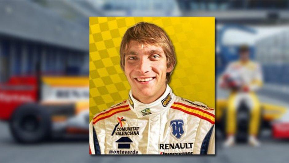 F1 : le premier pilote russe de l'histoire de la formule 1 chez Renault