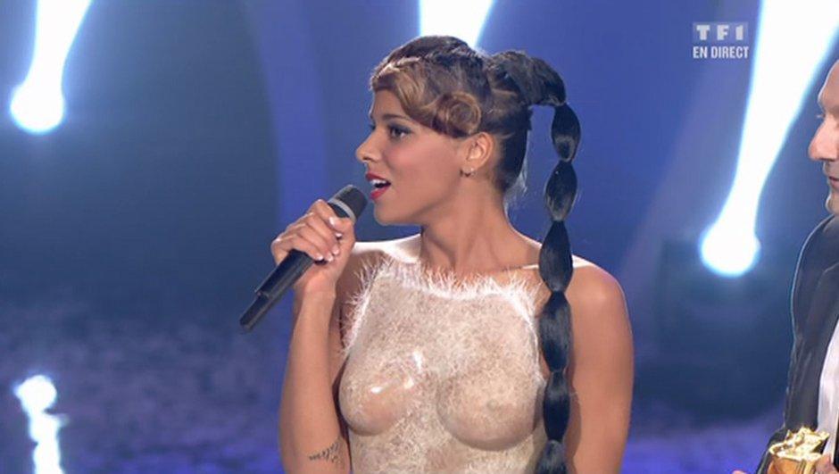 Shy'm, M. Pokora, LMFAO et Adele sont les grands gagnants des NRJ Music Awards 2012