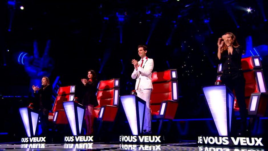 The Voice 4 - Awa, Law', Battista, Lilian, Yoann : Qui leur succédera ?