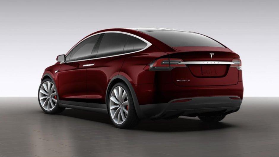 Tesla Model X 2016 : le crossover électrique sera lancé le 29 septembre