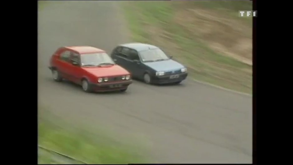 Fiat Tipo vs Volkswagen Golf : vivez le duel… de 1988 !