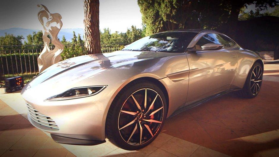 L'Aston Martin DB10 de James Bond vendue 3,1 millions d'euros aux enchères