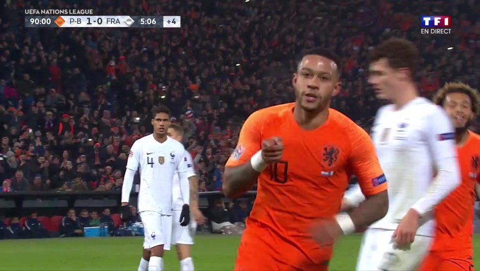 Pays Bas - France : Une victoire logique des hollandais face à des français loin du niveau nécessaire