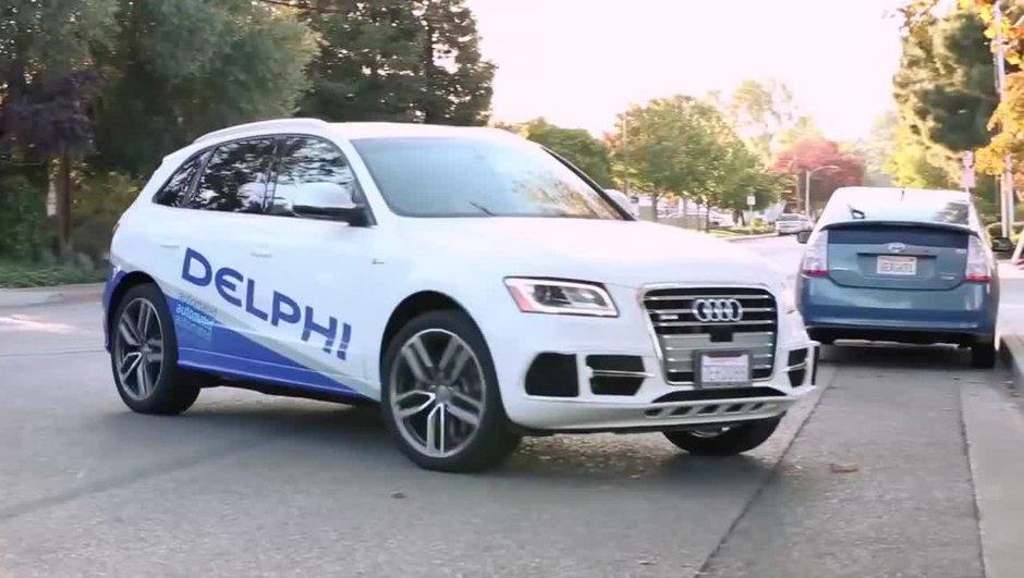 Cette Audi va traverser les Etats-Unis sans conducteur !
