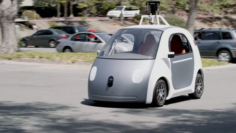 La Google Car a appris à klaxonner : prévention ou politesse ?