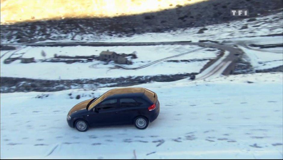 Météo : Alerte neige sur 37 départements, prudence sur la route !