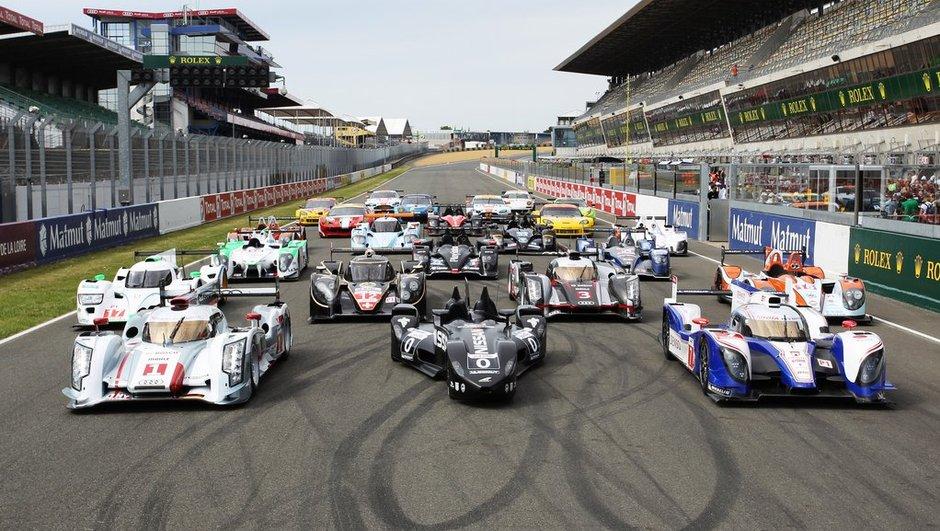 24 Heures du Mans 2012 : lutte très acharnée entre les hybrides d'Audi