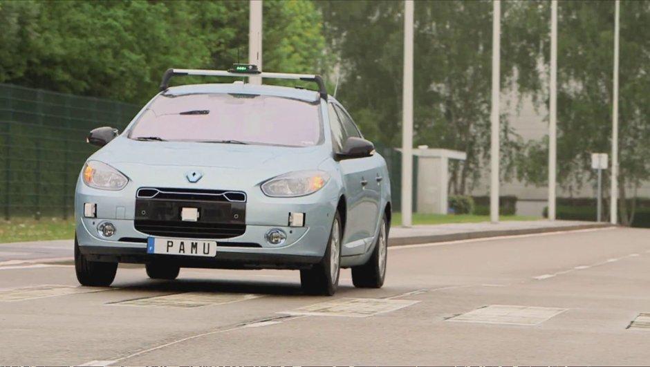 Voitures Autonomes : Renault se lance dans la course