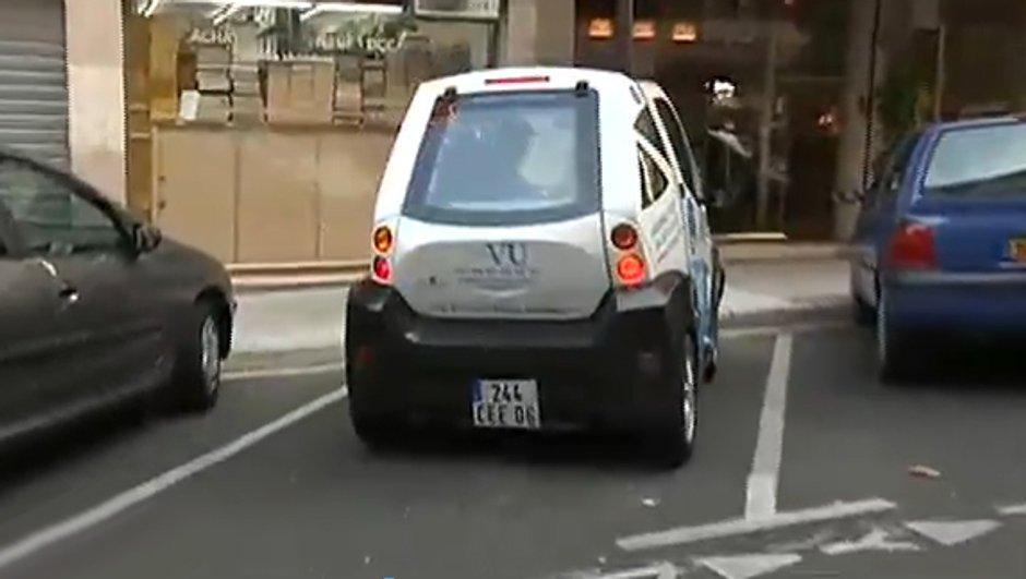 Des voitures électriques en libre-service, ça existe !