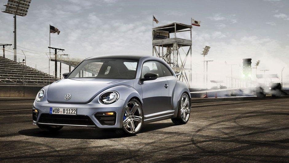 Salon de Los Angeles 2011 : Volkswagen Beetle R Concept