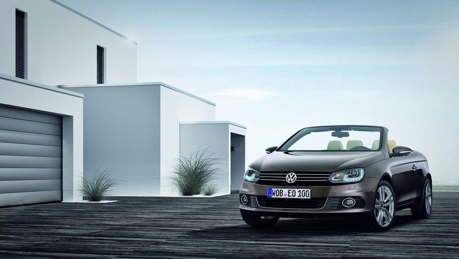 Volkswagen Eos, la nouvelle génération arrive