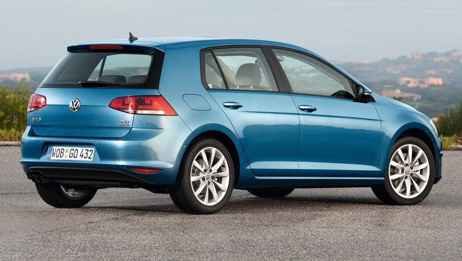 La production des Volkswagen Golf et Passat stoppée temporairement