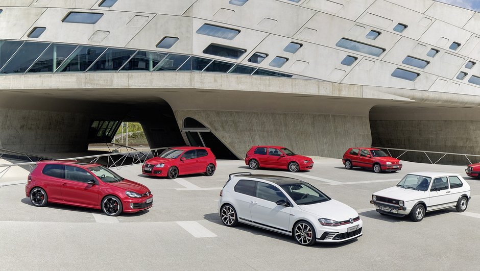 Focus Automoto - Volkswagen Golf : Success-story de la voiture reine en Europe
