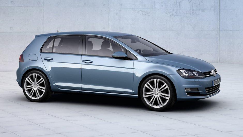 Nouvelle Volkswagen Golf 7 : officielle en infos et photos