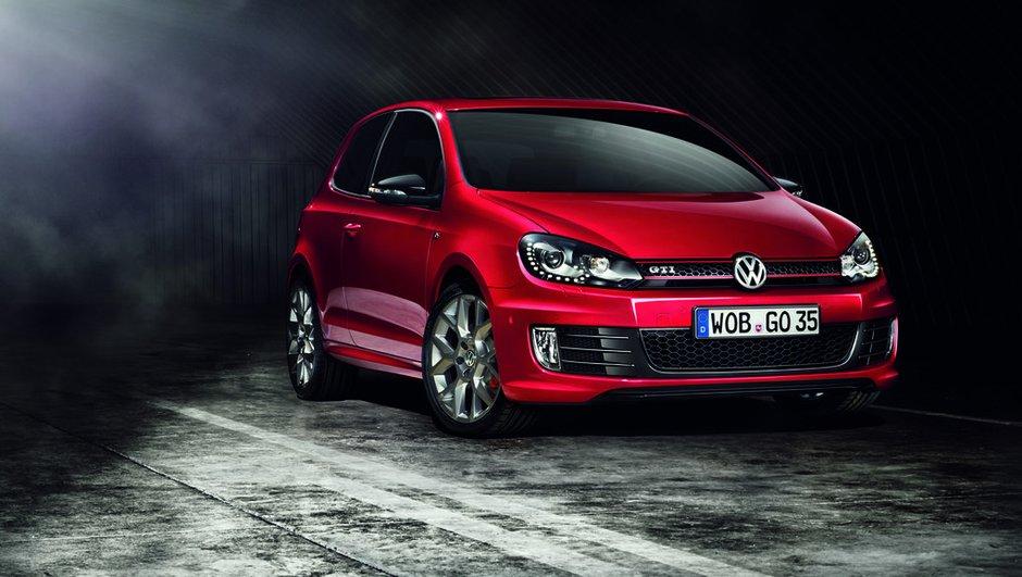 Volkswagen Golf GTI 35 : édition limitée anniversaire