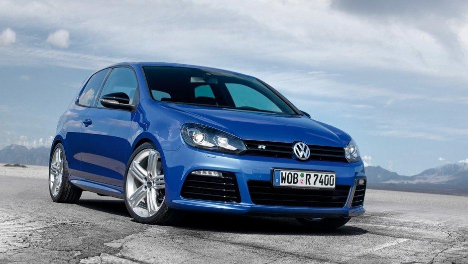 Nouvelle Volkswagen Golf R : la plus puissante jamais produite !