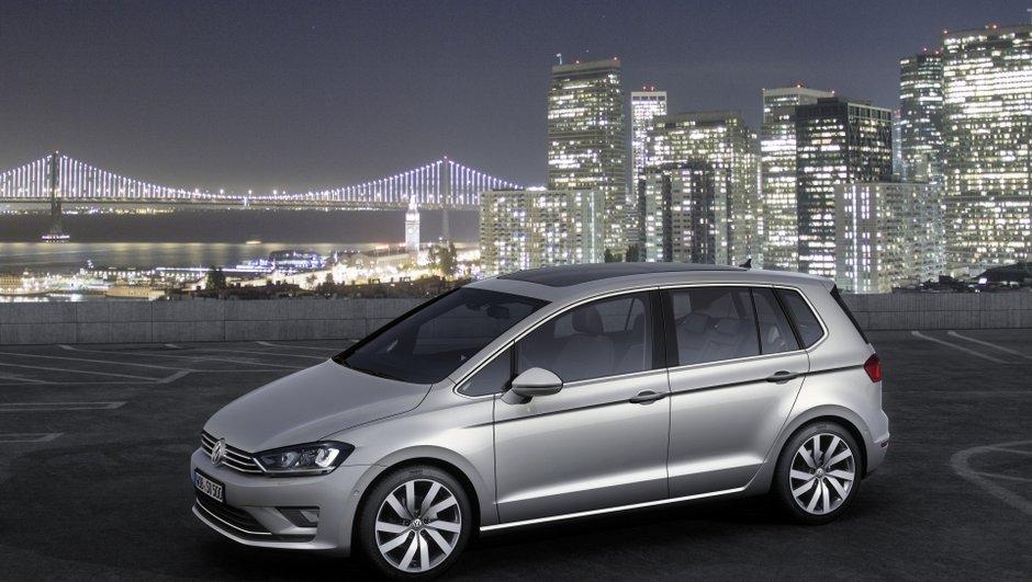Volkswagen Golf Sportsvan 2014 : prix à partir de 20.490 euros