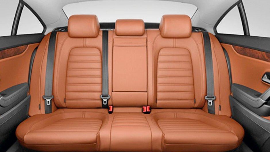Cinq places pour le Volkswagen Passat CC