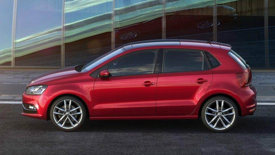 La Volkswagen Polo 2017 déjà photographiée sans camouflage !