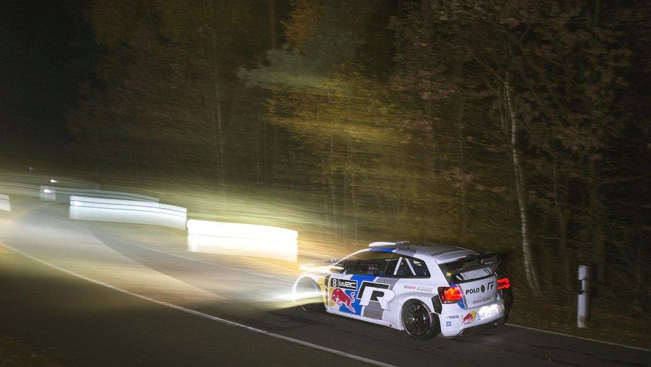 WRC - Monte-Carlo 2013 : débuts de la Volkswagen Polo R