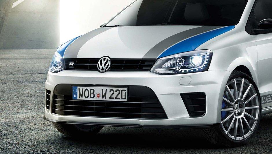 Volkswagen Polo R : une version de 250 chevaux pour 2014 ?