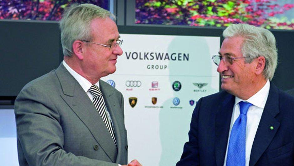 Volkswagen officialise le rachat de Italdesign Giugiaro
