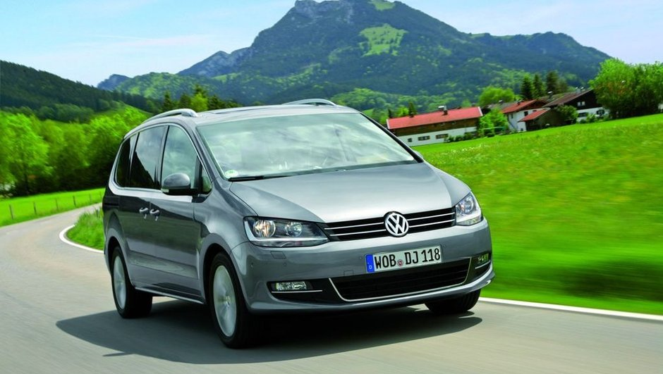 Volkswagen Sharan 2010 : Voici les prix du grand monospace teuton