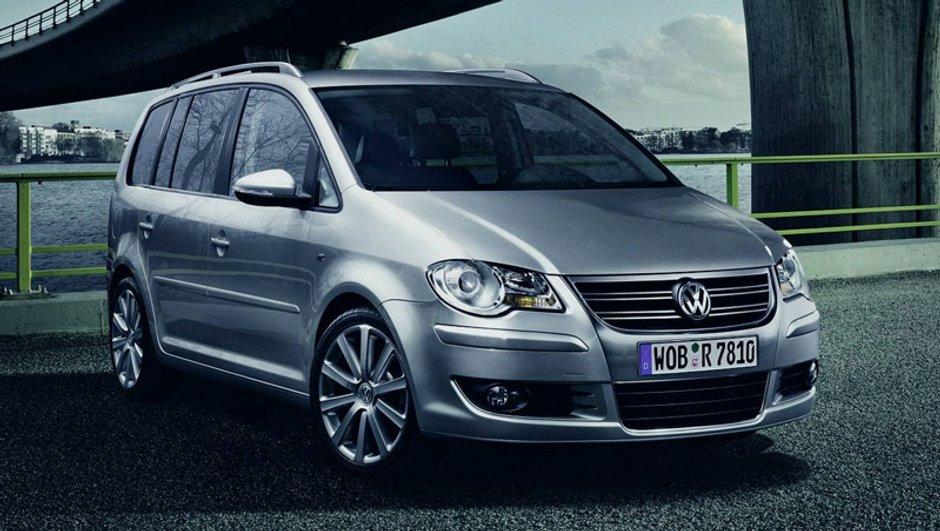 Volkswagen Touran R-Line : le monospace (presque) sportif