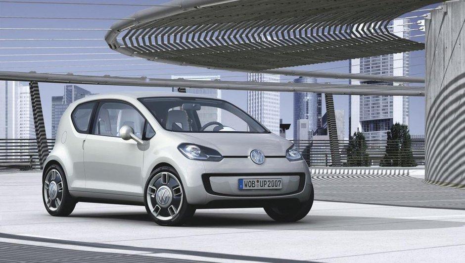 Volkswagen Lupo : la version de série de la Up! en 2012