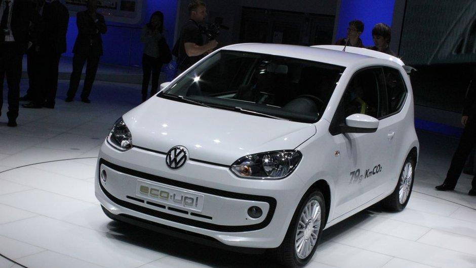 Salon de Francfort 2011 : Volkswagen up!, citadine déjà star