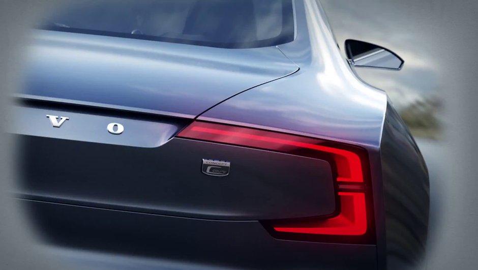 Volvo C Coupé Concept 2013 : en route pour Francfort