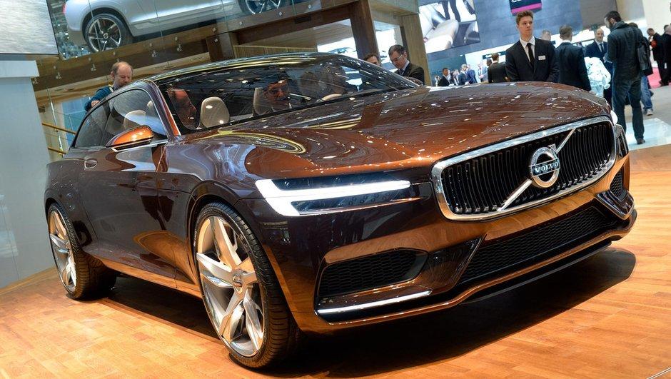Salon de Genève 2014 : Volvo Estate Concept, le suédois fait le break