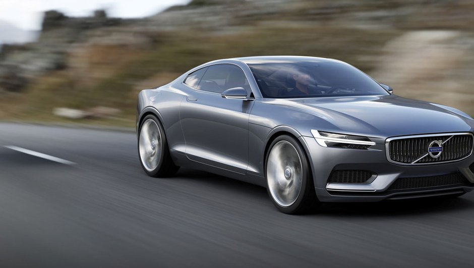 Volvo Coupé Concept 2013 : le nouveau design à la scandinave