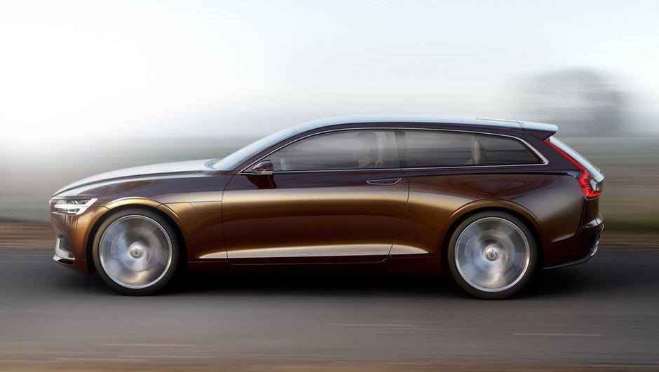 Futur Volvo V90 : le grand break suédois lancé dès 2015 ?