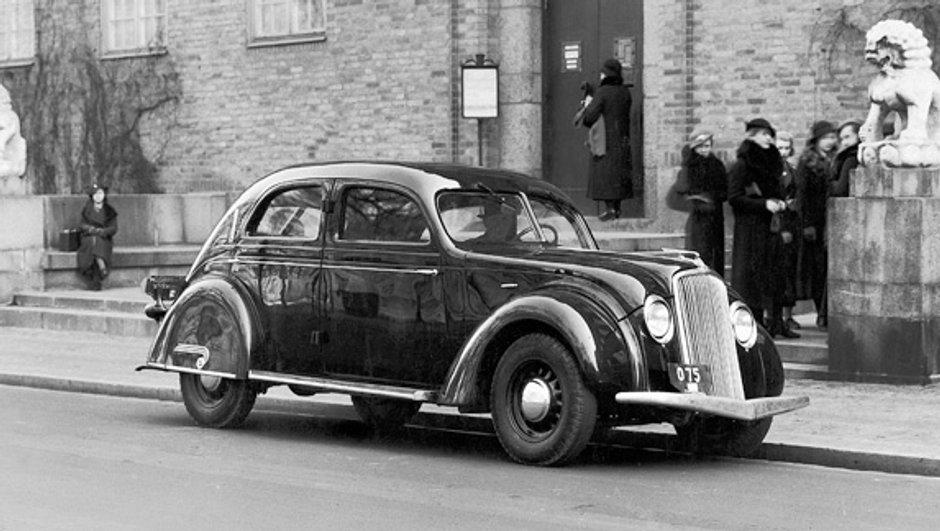 La Volvo PV36 fête ses 75 ans