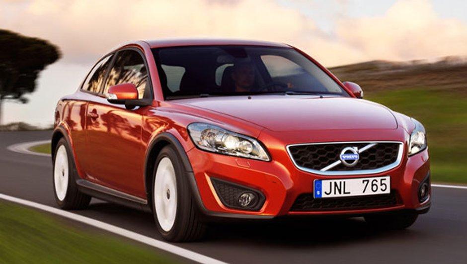 Volvo au rappel pour les C30, S40 et V50 aux États-Unis