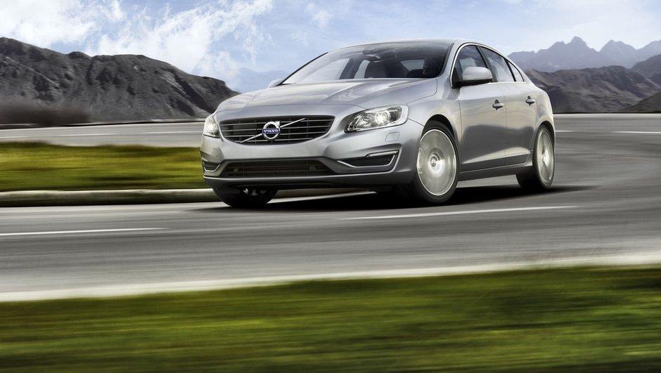 Volvo restyle en 2013 : S60, V60, XC60, V70, XC70 et S80