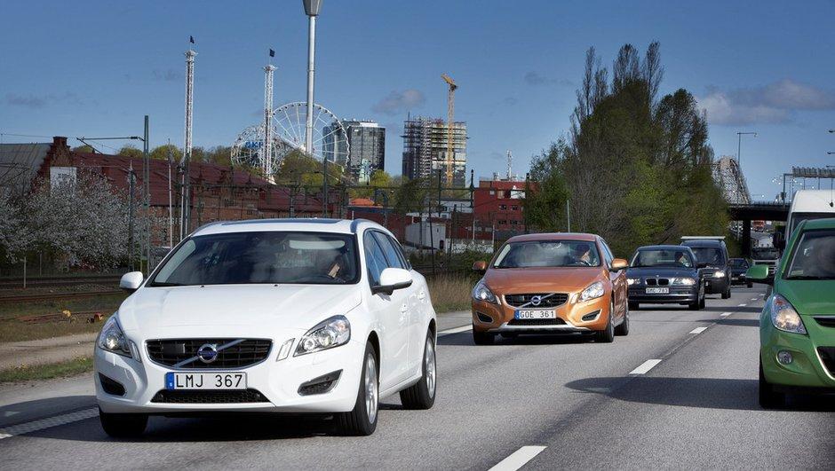 Voiture Autonome : Volvo testera 100 véhicules en Suède en 2014