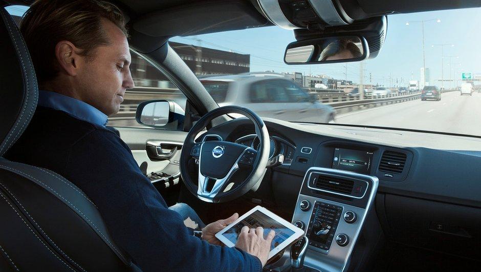 Voiture Autonome : Volvo envoie une flotte de 100 véhicules