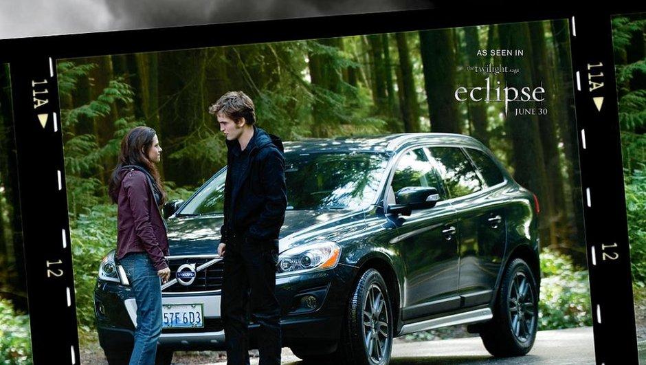 """Volvo XC60 mis en scène dans """"Twilight 3 : Hésitation"""""""