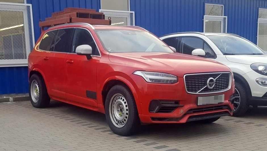 Scoop insolite : Volvo développerait un pick-up ?
