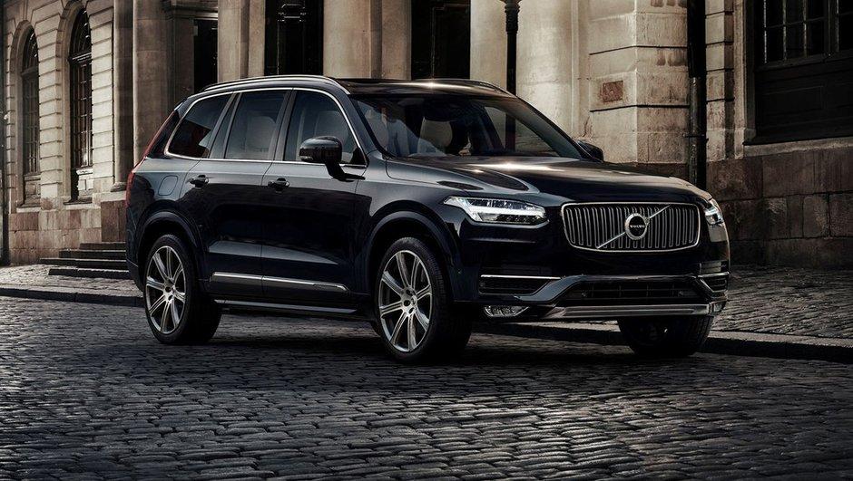 """Nouveau Volvo XC90 2015 : une série de lancement """"First Edition"""" dès le 3 septembre"""