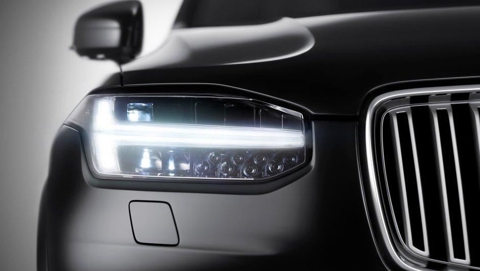 Futur Volvo XC90 2015 : une première photo teaser