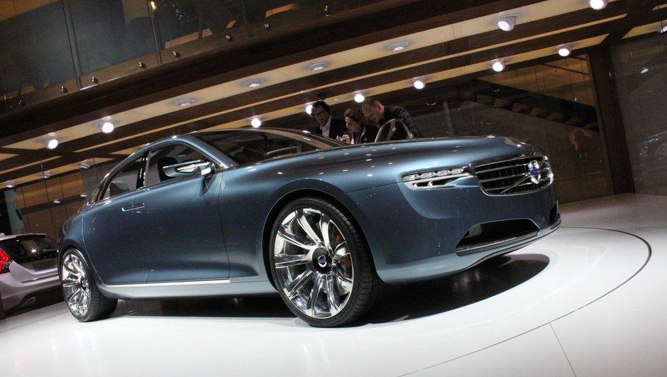 Salon de Francfort 2011 : Volvo You Concept, sage, trop sage ?
