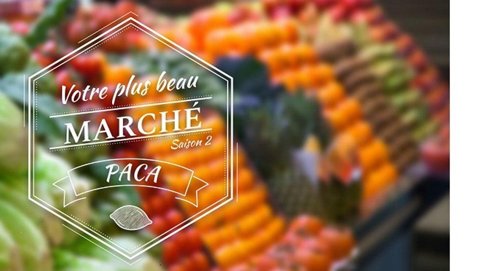Votez pour le marché lauréat de la région PACA