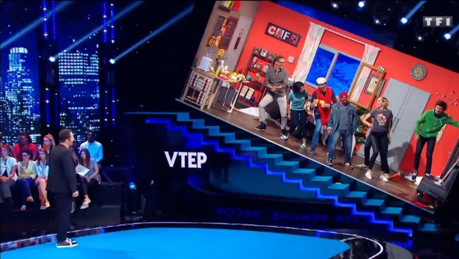 VTEP : Ce soir, Manu Lévy, Arnaud Tsamère et Nadia Roz retombent en enfance